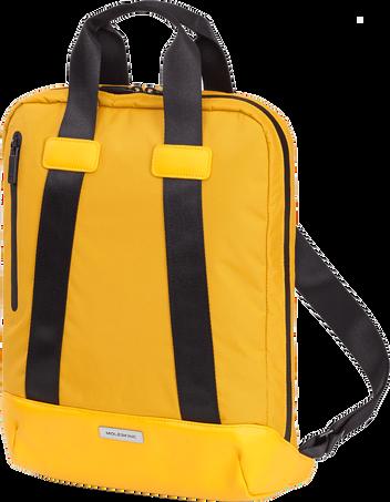"Vertical / Horizontal Device Bag - 15"" METRO DEVICE BAG VERT ORANGE YELLOW"