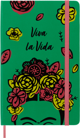 Carnets Frida Kahlo LE NB FRIDA KAHLO LG RUL