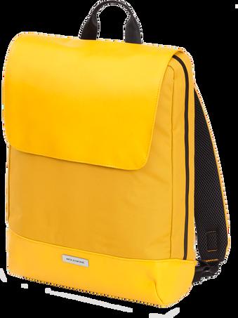 Slim Backpack METRO SLIM BACKPACK ORANGE YELLOW