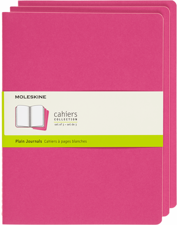 Cahiers CAHIER JNLS XL PLA KINETIC PINK
