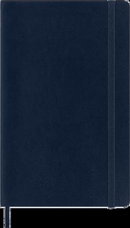 Classic Kalender 18M WKLY NTBK LG S.BLUE SOFT