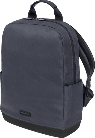 The Backpack - Technical Weave THE BACKPACK TECHNICAL WEAVE STORM BLUE