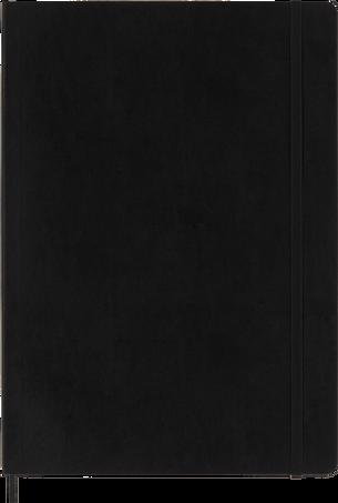 Classic Notebook NOTEBOOK A4 DOT BLK SOFT